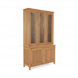 Corndell Nimbus 1260 Tall Display Cabinet - Code 2542