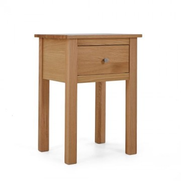 Corndell Nimbus 1292 Lamp Table with Drawer - Code 2528