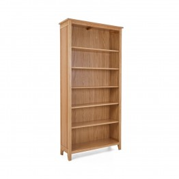 Corndell Nimbus 1293 5 Shelf Bookcase - Code 2545