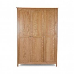 Corndell Nimbus 1303 three door multi wardrobe - Model 2639