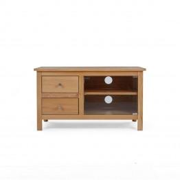 Corndell Nimbus 1485 Small TV Cabinet - Glass door - Code 3669