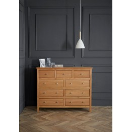 Corndell Nimbus 1210 3 + 6 drawer chest of drawers - Model 2632