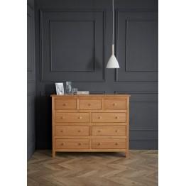 Corndell Nimbus 1210 3 + 6 drawer chest of drawers - Model 2632