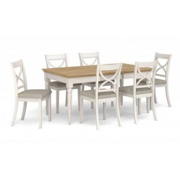 Corndell Annecy 120 extending dining table