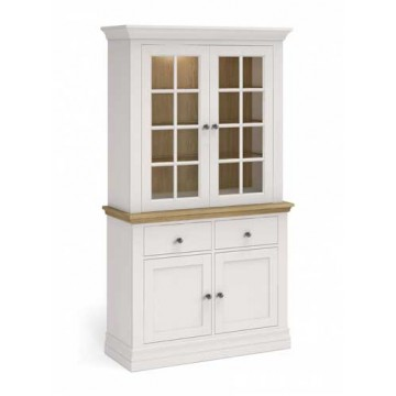 Corndell Annecy small dresser top sitting on the small sideboard base