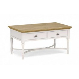 Corndell Annecy 141 coffee table with drawer