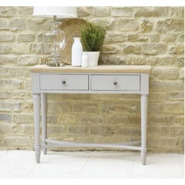 Corndell Annecy 144 console table with drawers