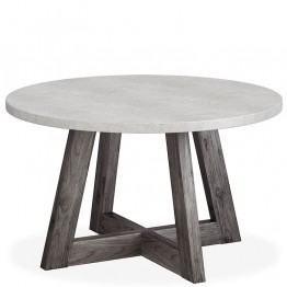 Corndell Austin Round Dining Table 130cm