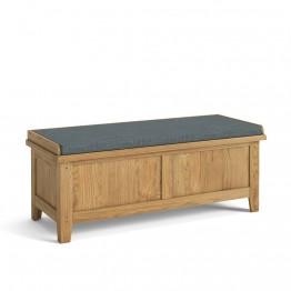 Corndell Burford 5874 Storage Bench