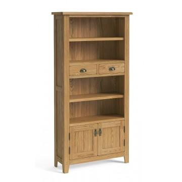 Corndell Burford 5895 Tall Display Bookcase