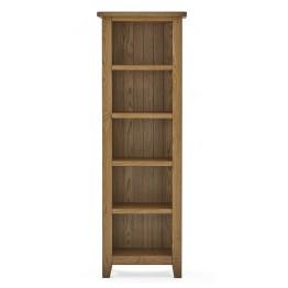 Corndell Burford 5894 Slim Bookcase