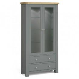 Corndell Daylesford Display Cabinet
