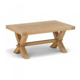 Corndell Fairford Cross Leg Coffee Table