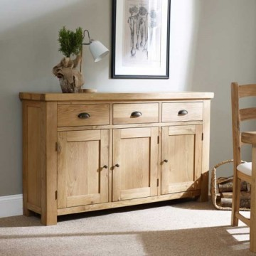Corndell Fairford Large Sideboard
