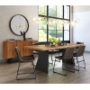 Corndell Milan 2400 Large Dining Table - 240cm Long