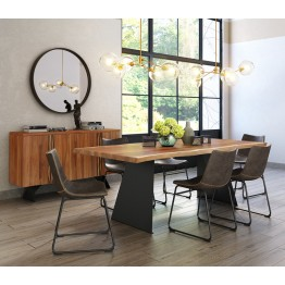 Corndell Milan 1800 Small Dining Table - 180cm Long