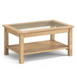 Corndell Nimbus 1479 Glazed Coffee Table