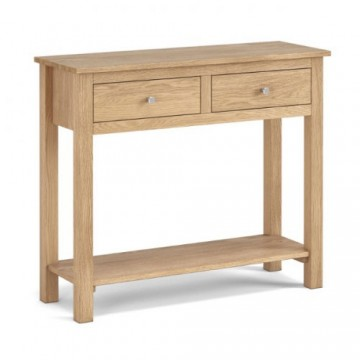 Corndell Nimbus 1481 Console Table with 2 Drawers