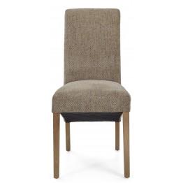 Corndell Nimbus C22 Bibury Dining Chair - Wheat Fabric - Code 4363