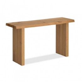 Corndell Oak Mill Console Table