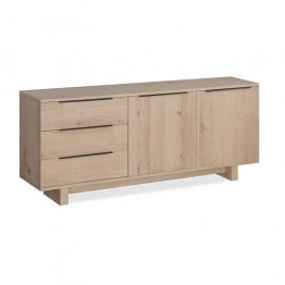 Corndell Oak Mill Large Sideboard