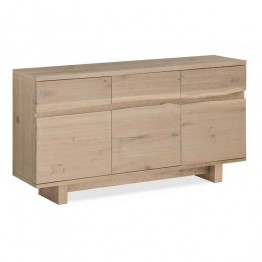 Corndell Oak Mill Medium Sideboard
