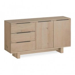 Corndell Oak Mill Small Sideboard