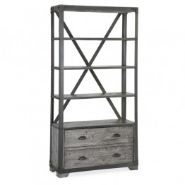 Corndell Paxton Large Shelving Unit