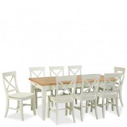 Corndell Tetbury Extending Dining Table