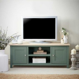 Corndell Woodstock Large TV Unit