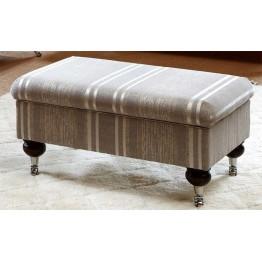Duresta Burford Storage Footstool