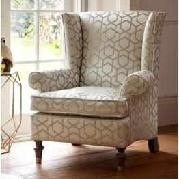Duresta Harvard Wing Chair - FREE FOOTSTOOL OFFER UNTIL 1st MARCH 2021 - CALL US FOR DETAILS.