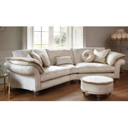 Duresta Harvard Grand Split Sofa with Wedge  - FREE FOOTSTOOL OFFER UNTIL 1st JUNE 2021 - CALL US FOR DETAILS.