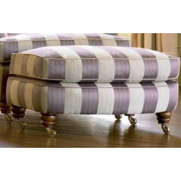 Duresta Lansdowne Run Up Footstool