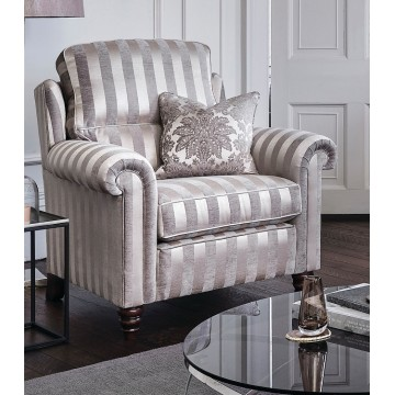 Duresta Southsea Chair - FREE FOOTSTOOL OFFER UNTIL 1st MARCH 2021 - CALL US FOR DETAILS.