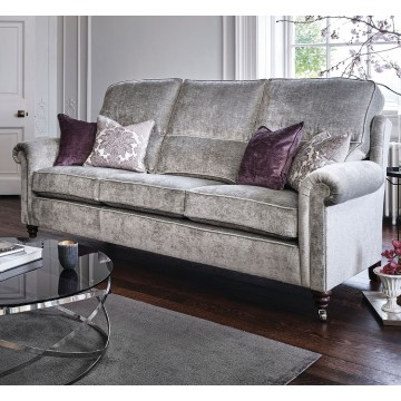 Duresta Southsea Large Sofa (3 cushion version)  - FREE FOOTSTOOL IF ORDERING 5 SEATS OR MORE - CALL 01283 740004 FOR DETAILS.