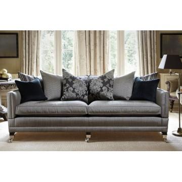 Duresta Trafalgar 3 Seater Sofa with scatter back