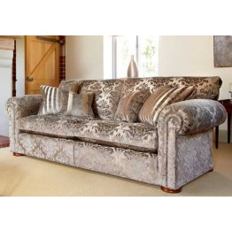 Duresta Waldorf Sofa Bed - 3 seater