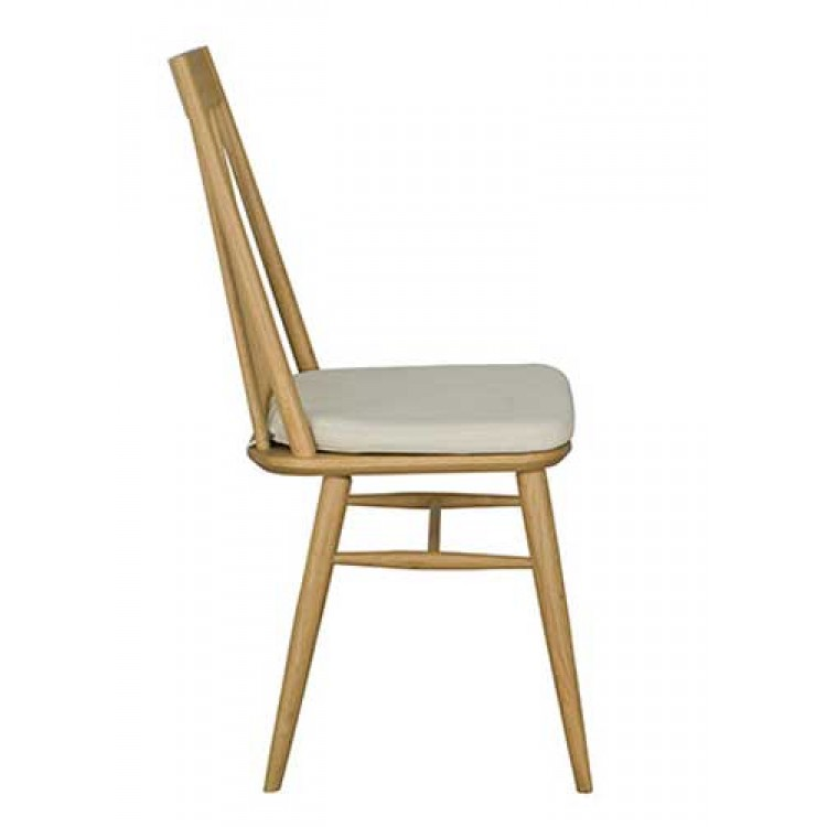 Ercol Capena 3572 dining chair with padded seat : ercol 3572 capena dining chair 750x750 from www.furniturebrands4u.co.uk size 750 x 750 jpeg 32kB