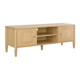 Ercol Capena 3576 wide TV unit