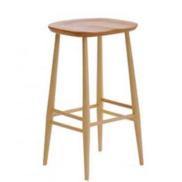 Ercol Furniture 1666 Originals bar stool - 65cm