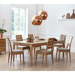 Ercol Romana Dining Set Prices - Configure your perfect Romana Dining Set