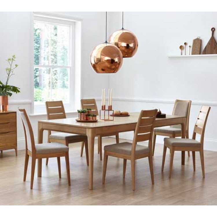 Prime Ercol 2642 Romana Large Extending Dining Table Download Free Architecture Designs Salvmadebymaigaardcom