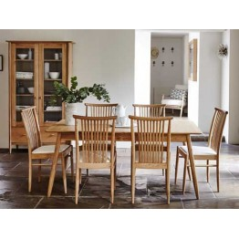 Ercol Teramo Dining Set Deal - Configure your perfect Teramo dining suite!