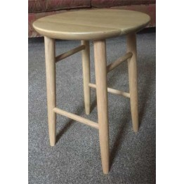 Ercol Teramo 2612 dressing table stool