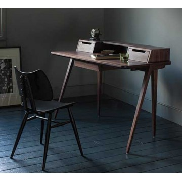 Ercol Treviso desk 2335 Walnut Version