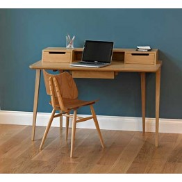 Ercol Treviso desk 2334 Oak Version