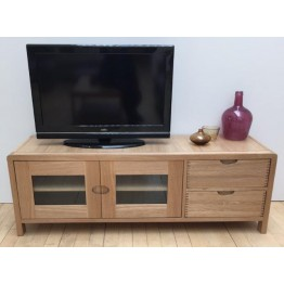 Ercol Bosco 1394 Wide TV Unit