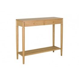 Ercol 4229 Askett Console Table  - SPECIAL PROMO PRICE FROM ERCOL