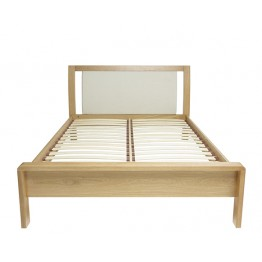 SHOWROOM CLEARANCE ITEM - Ercol Bosco 1325 Upholstered King Size Bed